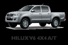 HILUX V6 4X4 A/T