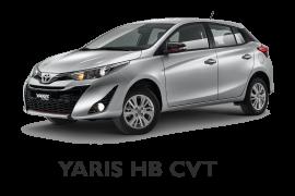 YARIS HB CVT